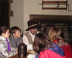 storyteller museum booking